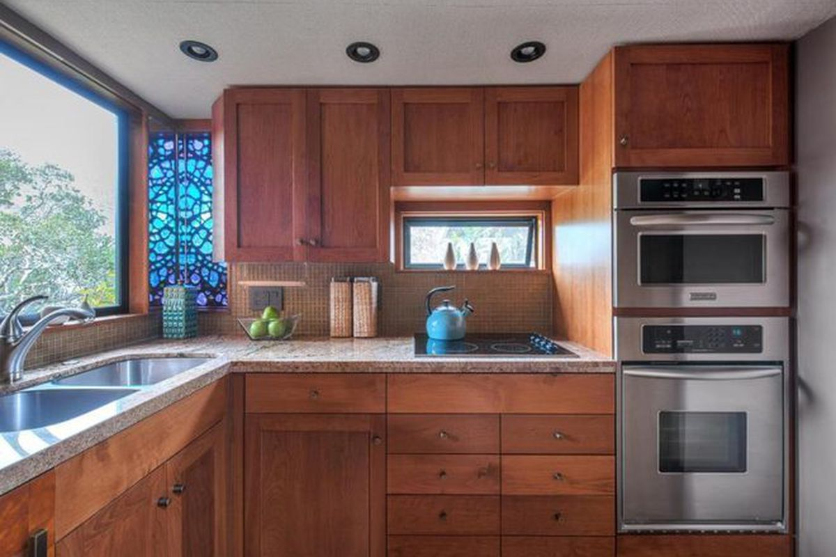 The Kitchen Of A Knockout 1960s Modern Home In Carmel Ca Photo By Greg S Via