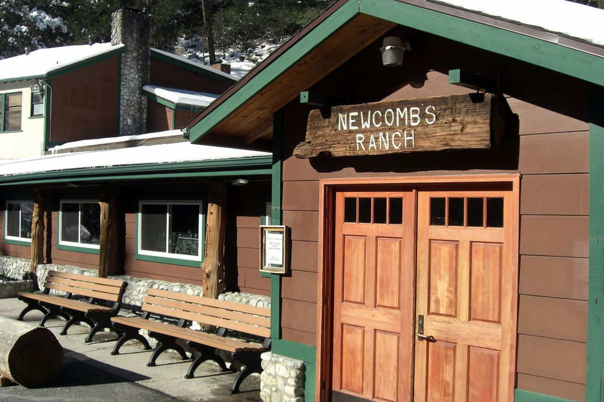 Newcomb's Ranch