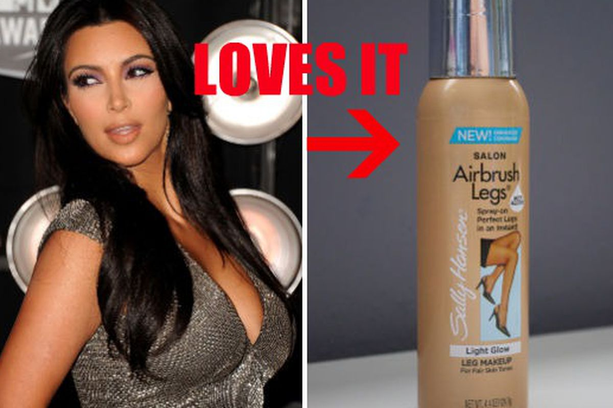 Kim Kardashian image via Getty