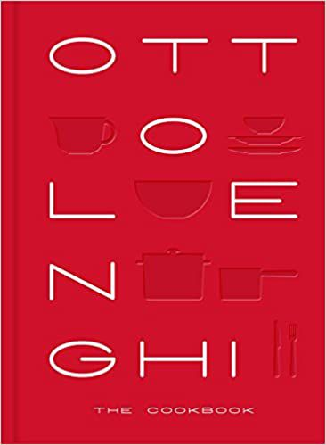 Ottolenghi by Yotam Ottolenghi, one of the best cookbooks chosen by Eater writers