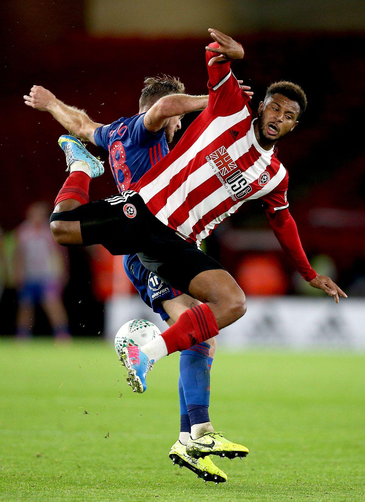 Sheffield United v Sunderland - Carabao Cup - Third Round - Bramall Lane