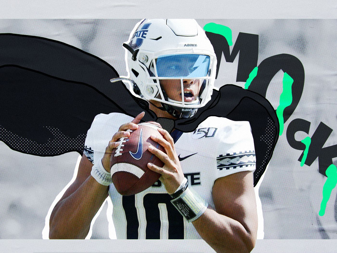Nfl Mock Draft 2020 Qb Jordan Love Is The Wild Card Of The 1st Round Sbnation Com