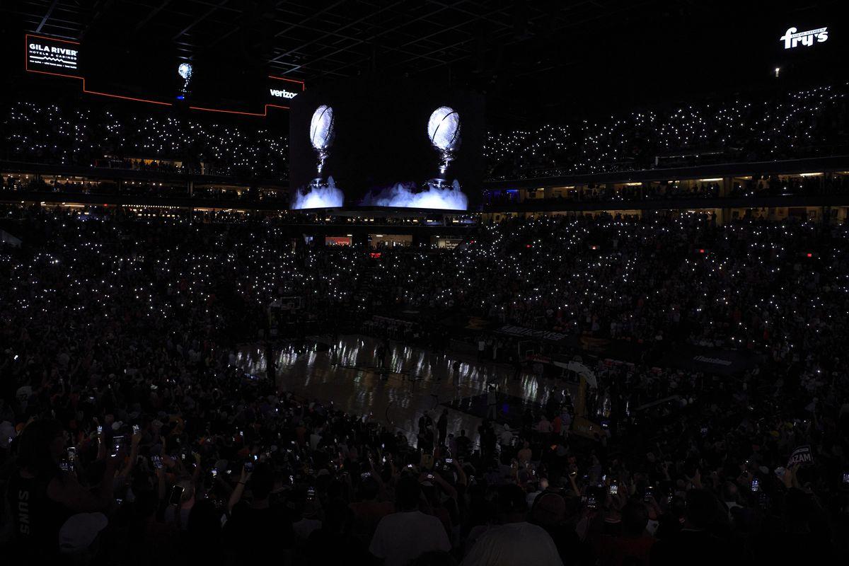 Phoenix Suns vs Milwaukee Bucks, 2021 NBA Finals