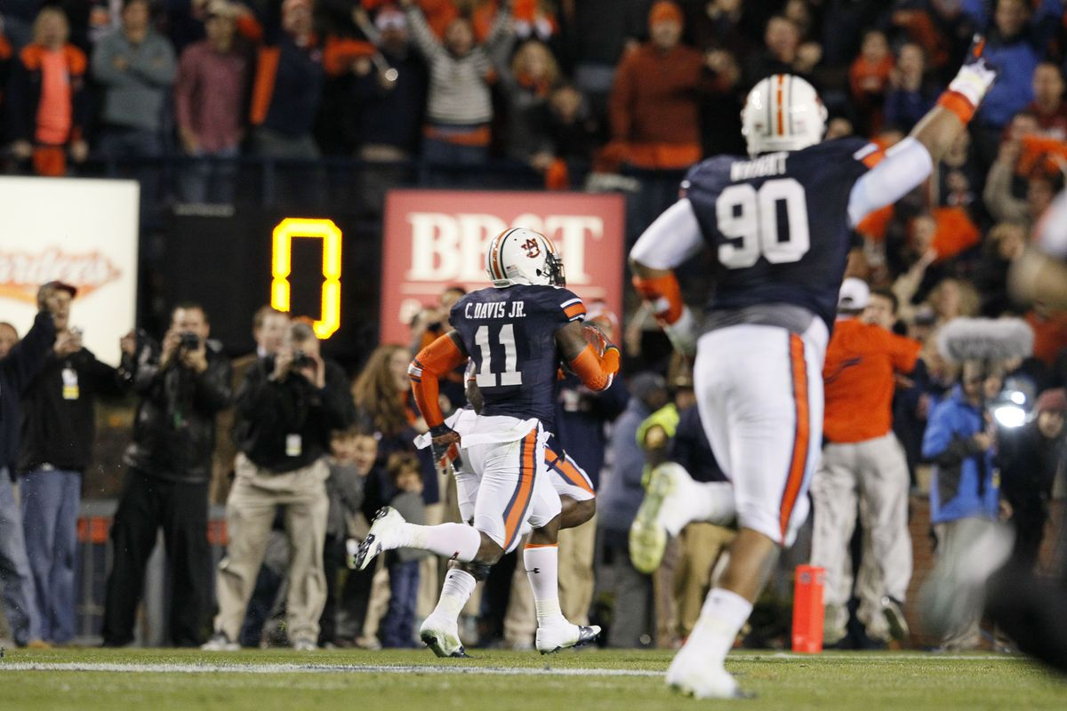 Where Were You When The Kick Six Happened Sbnation Com