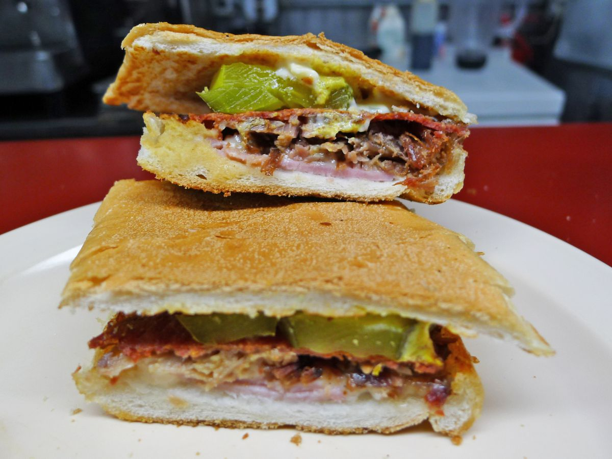 Cuban sandwich Margon Times Square