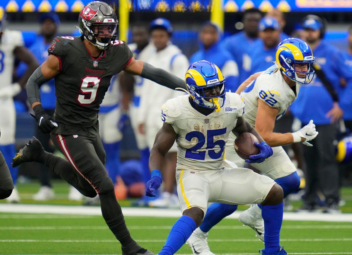 NFL: Tampa Bay Buccaneers at Los Angeles Rams