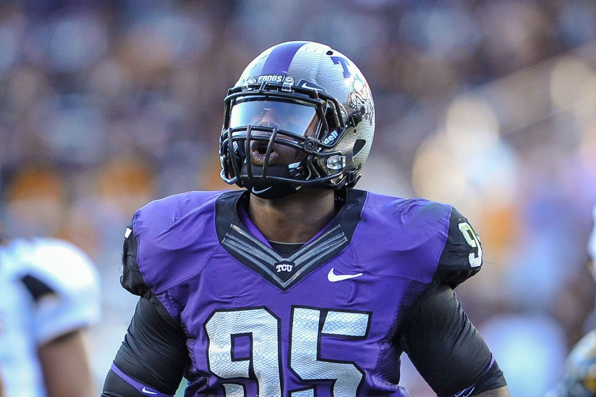 TCU Defensive End Devonte Fields assaulted during robbery of his Fort Worth residence.