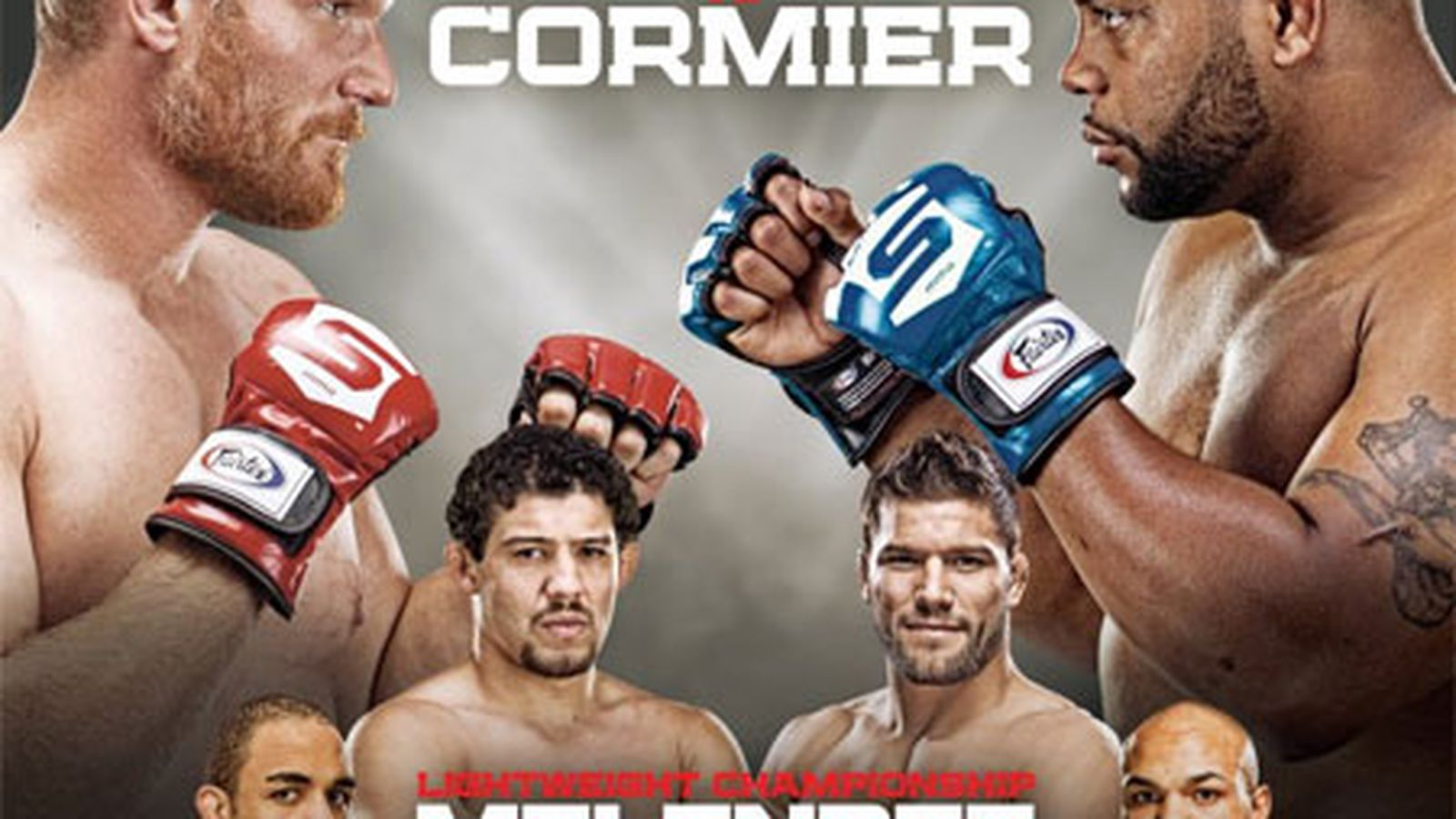 Strikeforce: Barnett Vs. Cormier Live Results And Play-By ...