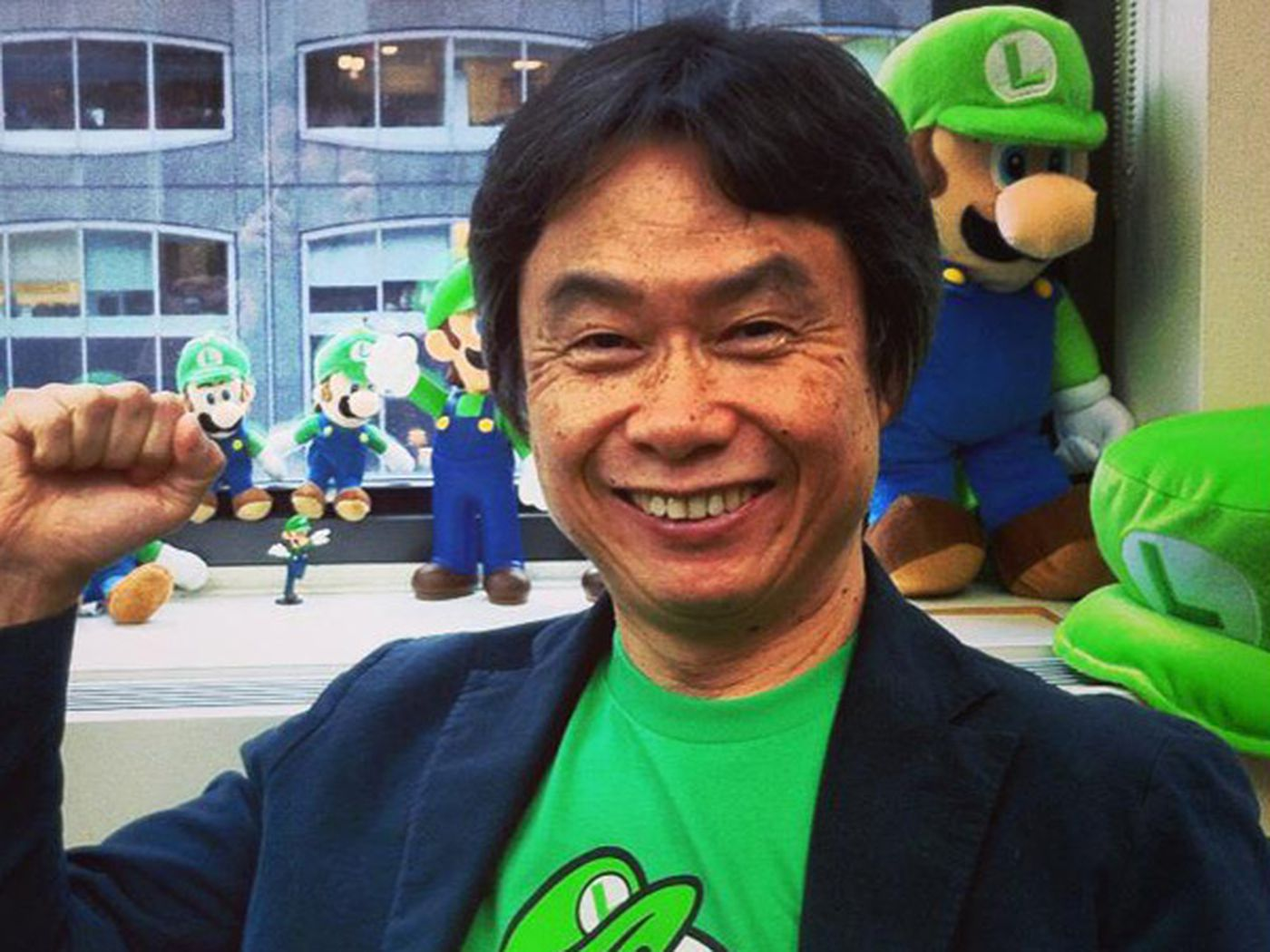 Nintendo is using Unreal Engine 4, and Miyamoto says they