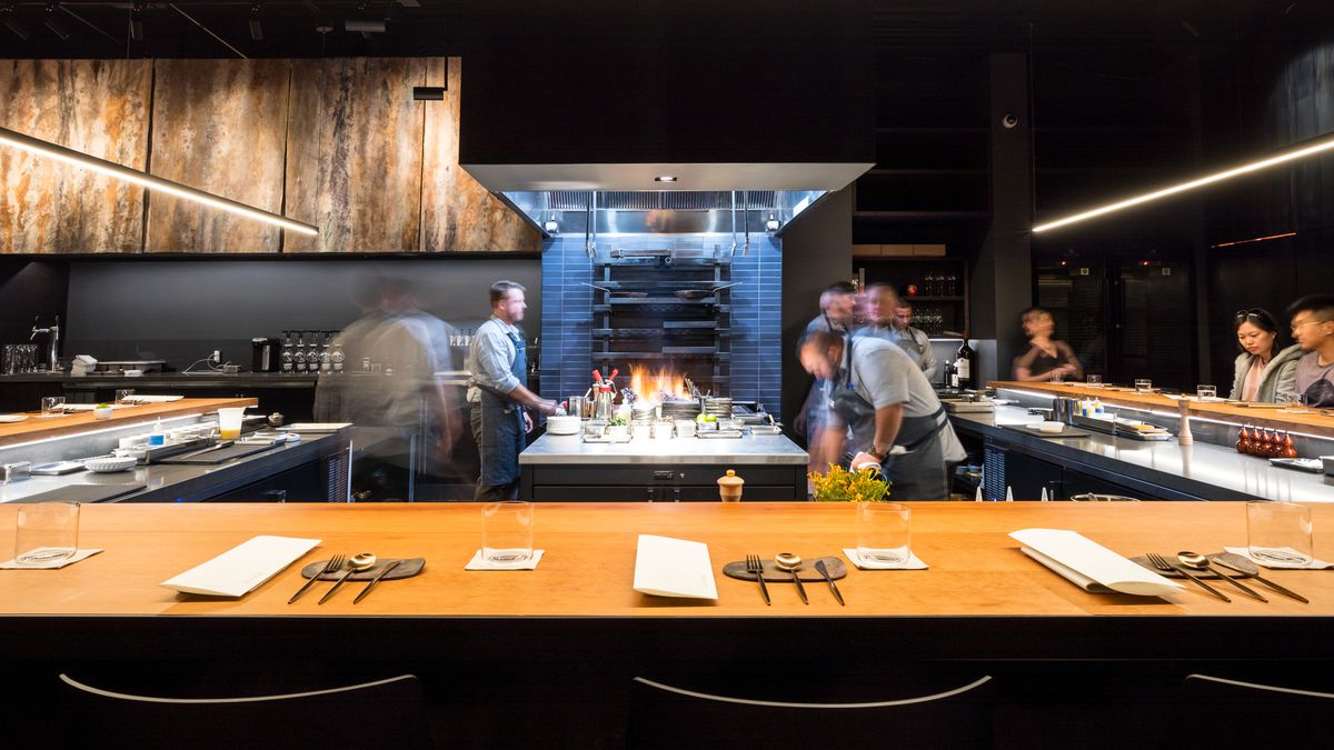 Gozu A Dramatic New Wagyu Steak Restaurant Opens In Soma Eater Sf