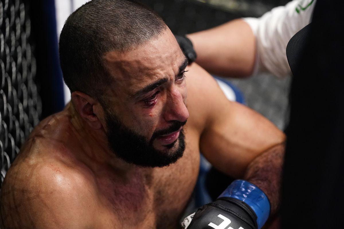 UFC Fight Night: Edwards v Muhammad