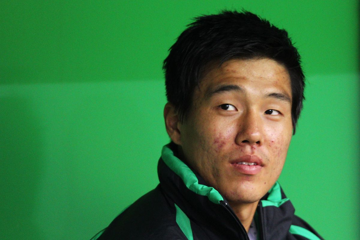 Suk Hyun-Jun of Groningen will be one of the star attractions at the Peace Cup this weekend.