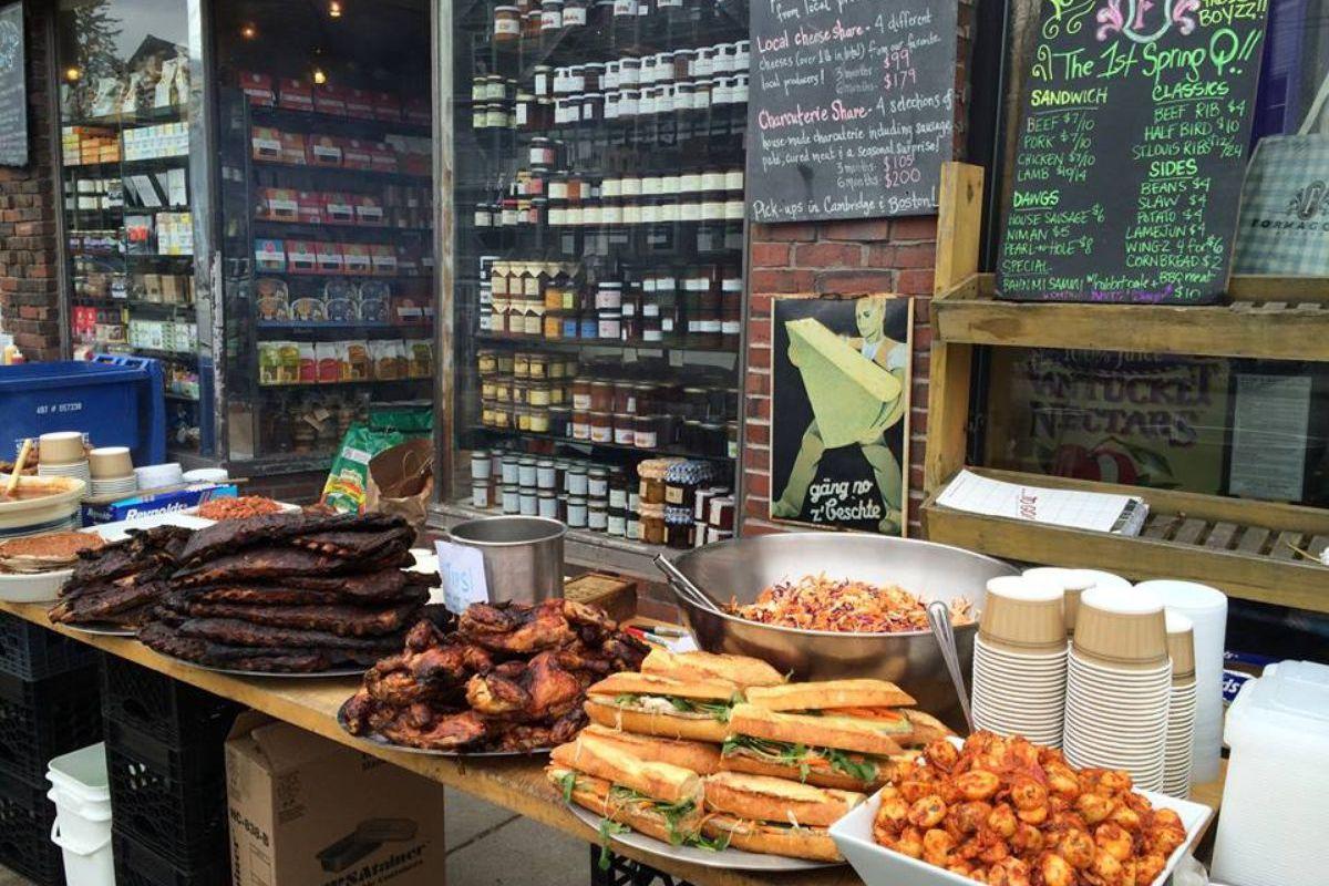 Hallelujah, Formaggio\'s Barbecue Season Has Returned - Eater Boston