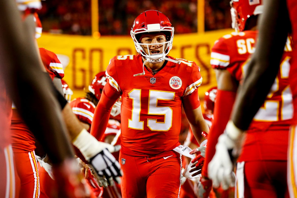 sports shoes 2b10c 14a6d KC Chiefs to wear red-on-red against LA Chargers Thursday ...