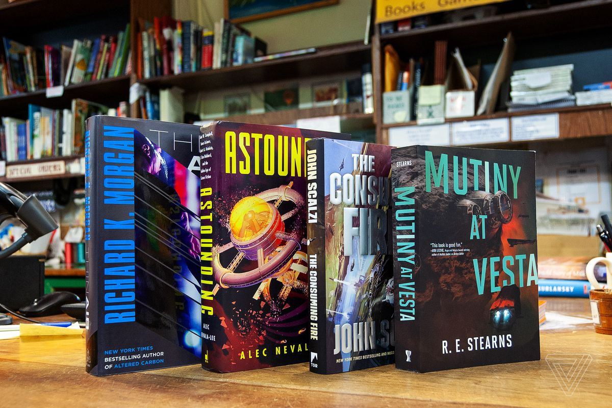 10 new sci-fi and fantasy books to check out for the rest of October