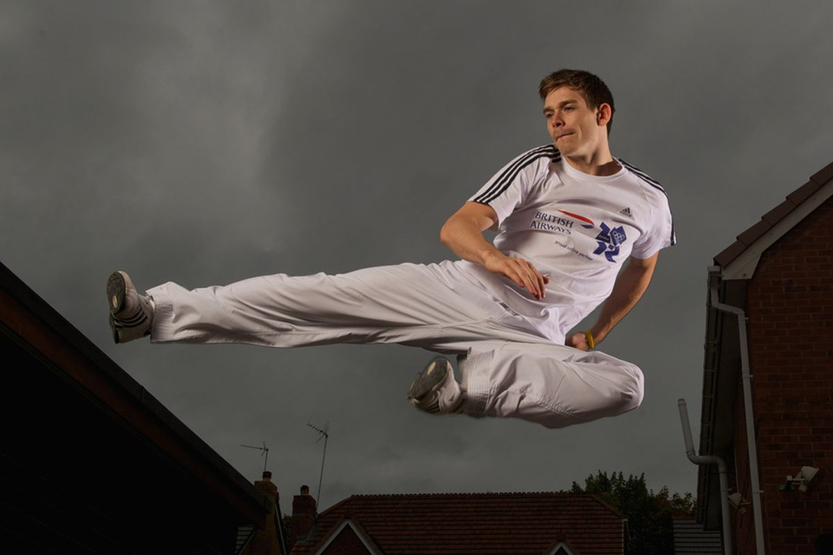 Prove to me that this isn't Aaron Cook. I dare ya.  (Photo by Michael Regan/Getty Images for British Airways)