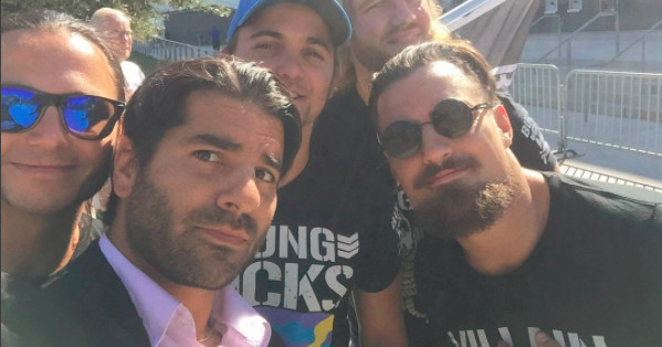 WWE definitely fired Jimmy Jacobs for posting that pic with Bullet Club, and he's 'a-okay' with that
