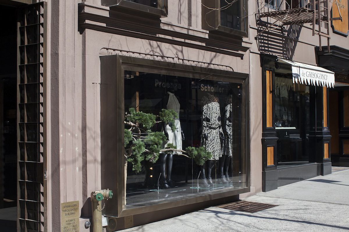 The Upper East Side store; Photo by Brian Harkin