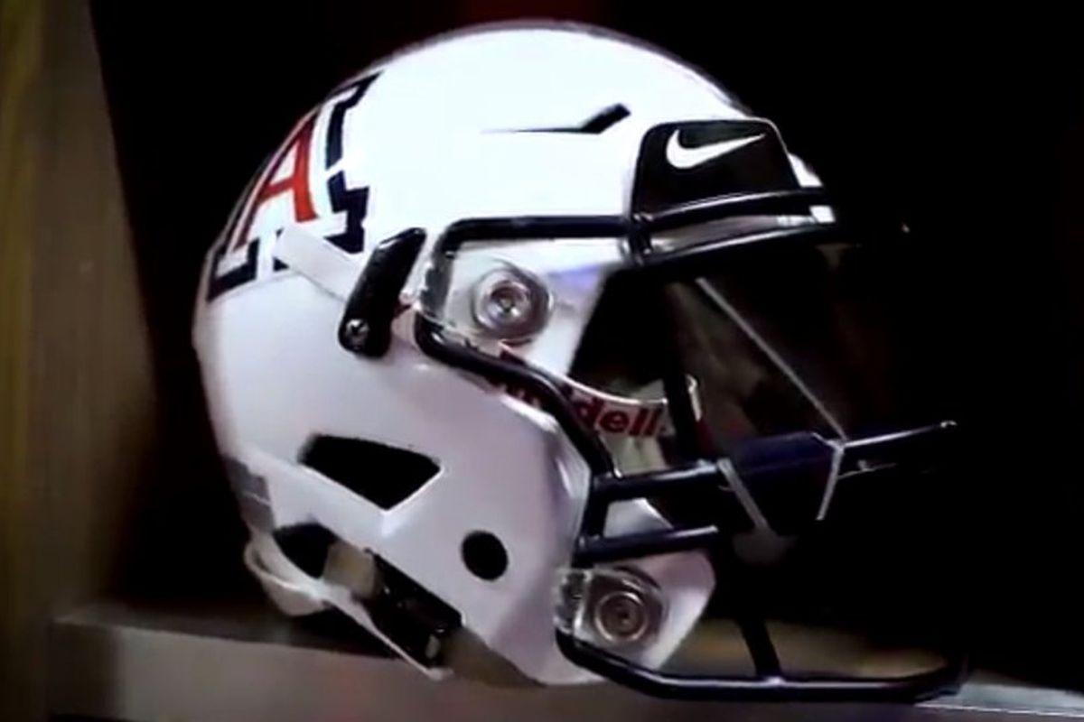 Arizona To Debut New Helmet Vs Usc