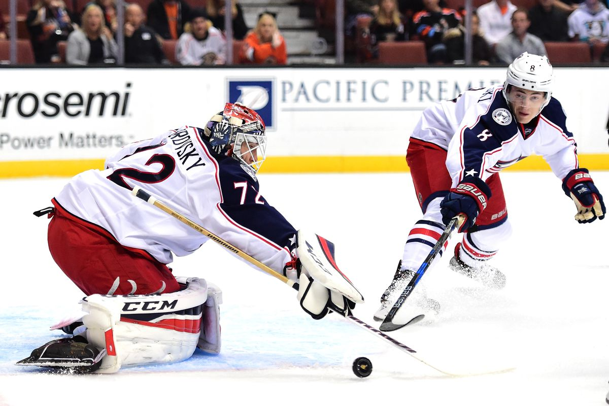 e46e4c28c9b Blue Jackets  Inconsistencies Prelude Big Decisions - The Cannon