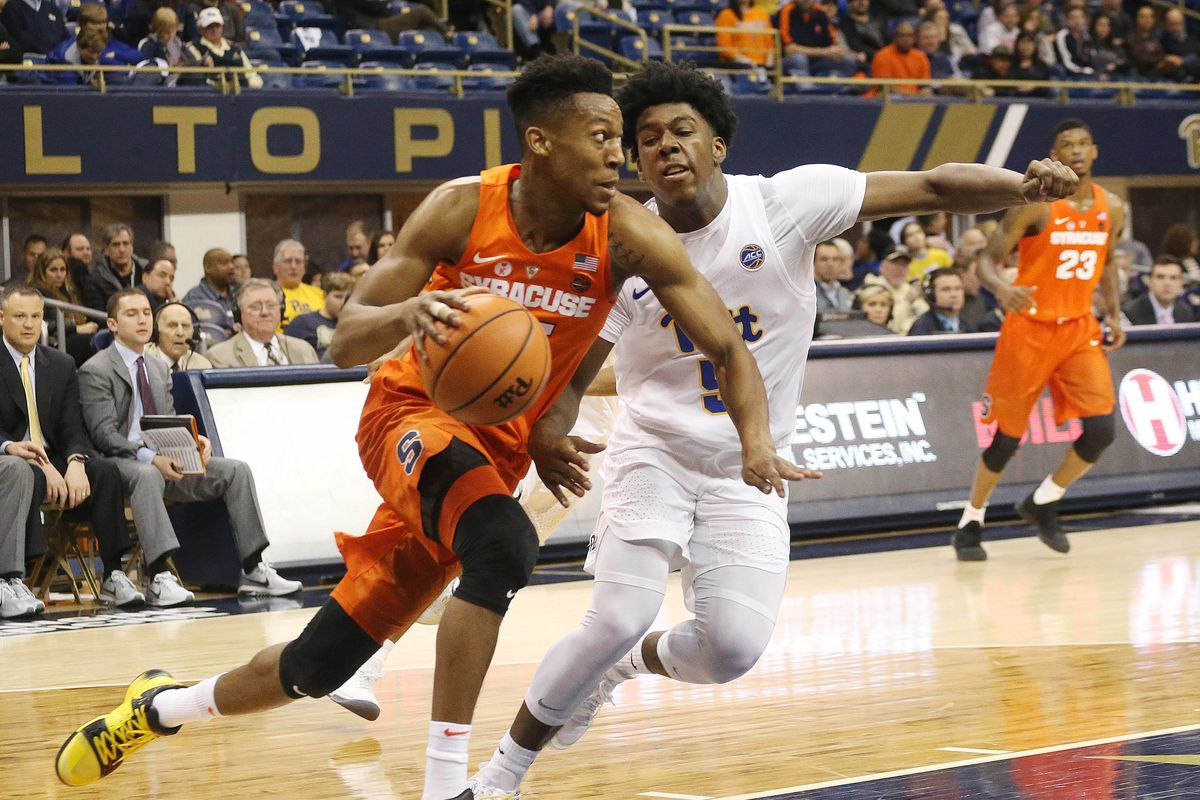Syracuse Orange Vs Pittsburgh Panthers Q A With Cardiac Hill Troy