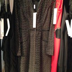 A Yigal Azrouël long-sleeve dress, $250