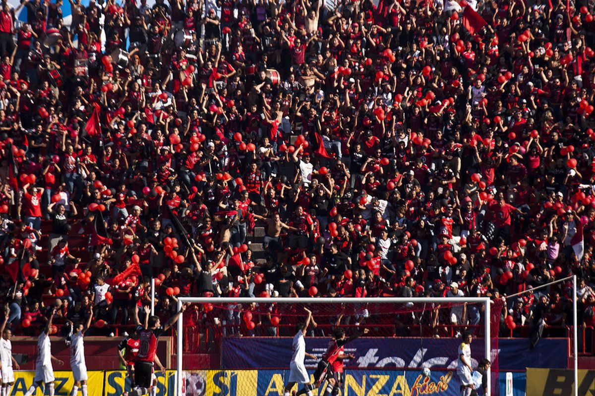 It was a glorious debut for Tijuana at Estadio Caliente . . . except for the final result.