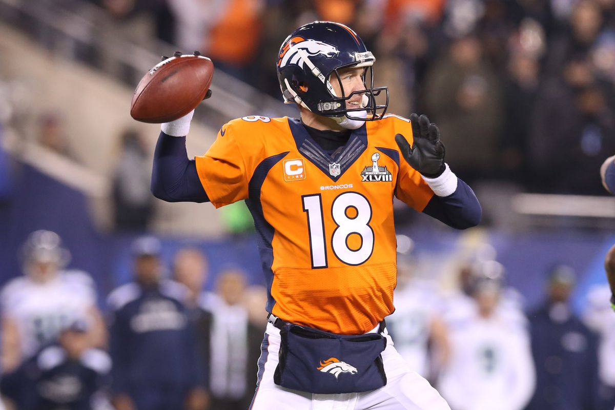 sneakers for cheap f9b9d 46041 Out with the Orange? Is a new Broncos uniform design in the ...