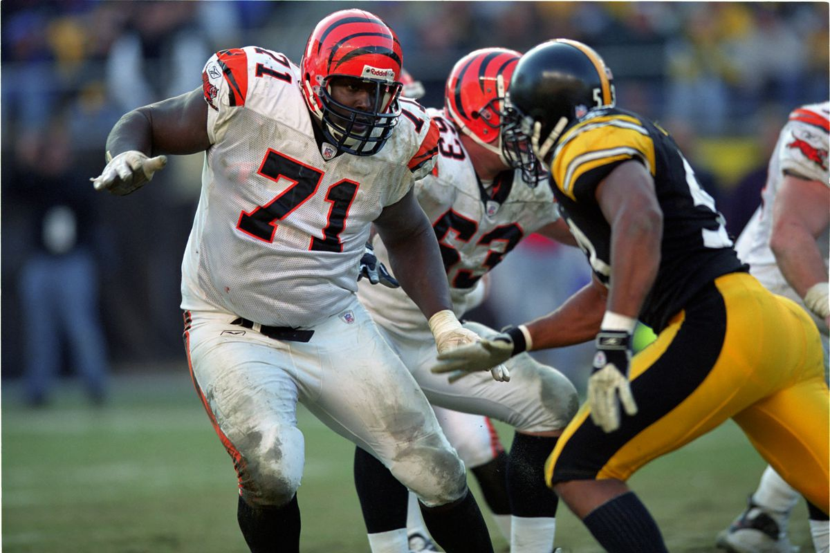 Bengals Willie Anderson