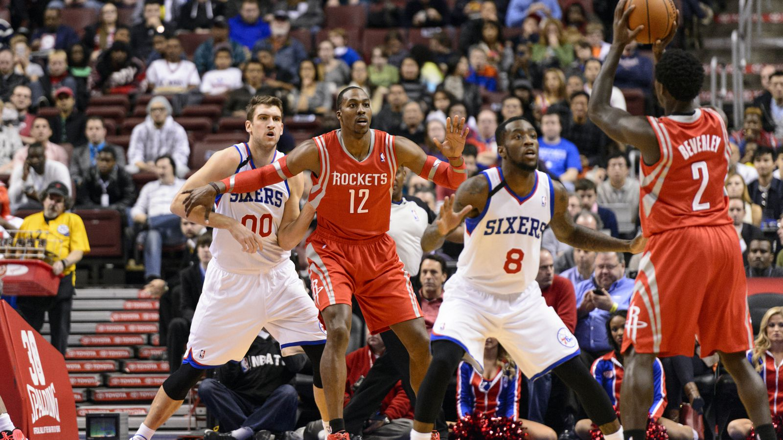 Howard and Beverley to return from injury tonight