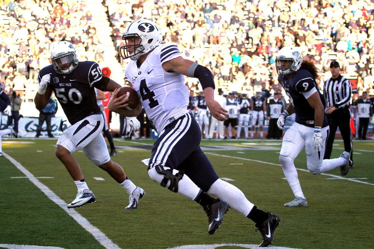 Six BYU game are already scheduled for TV Coverage