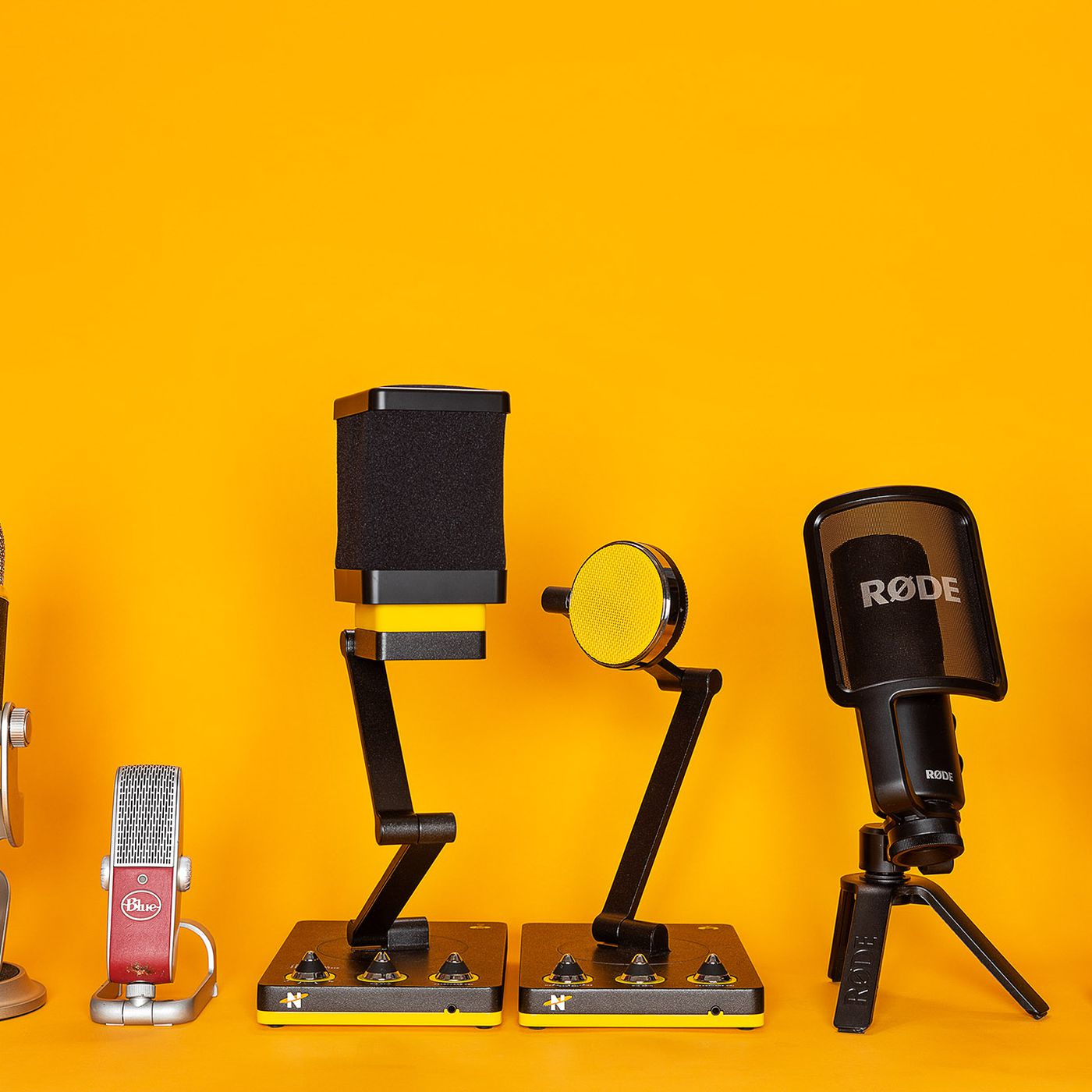 The Best Microphones To Start Podcasting With The Verge