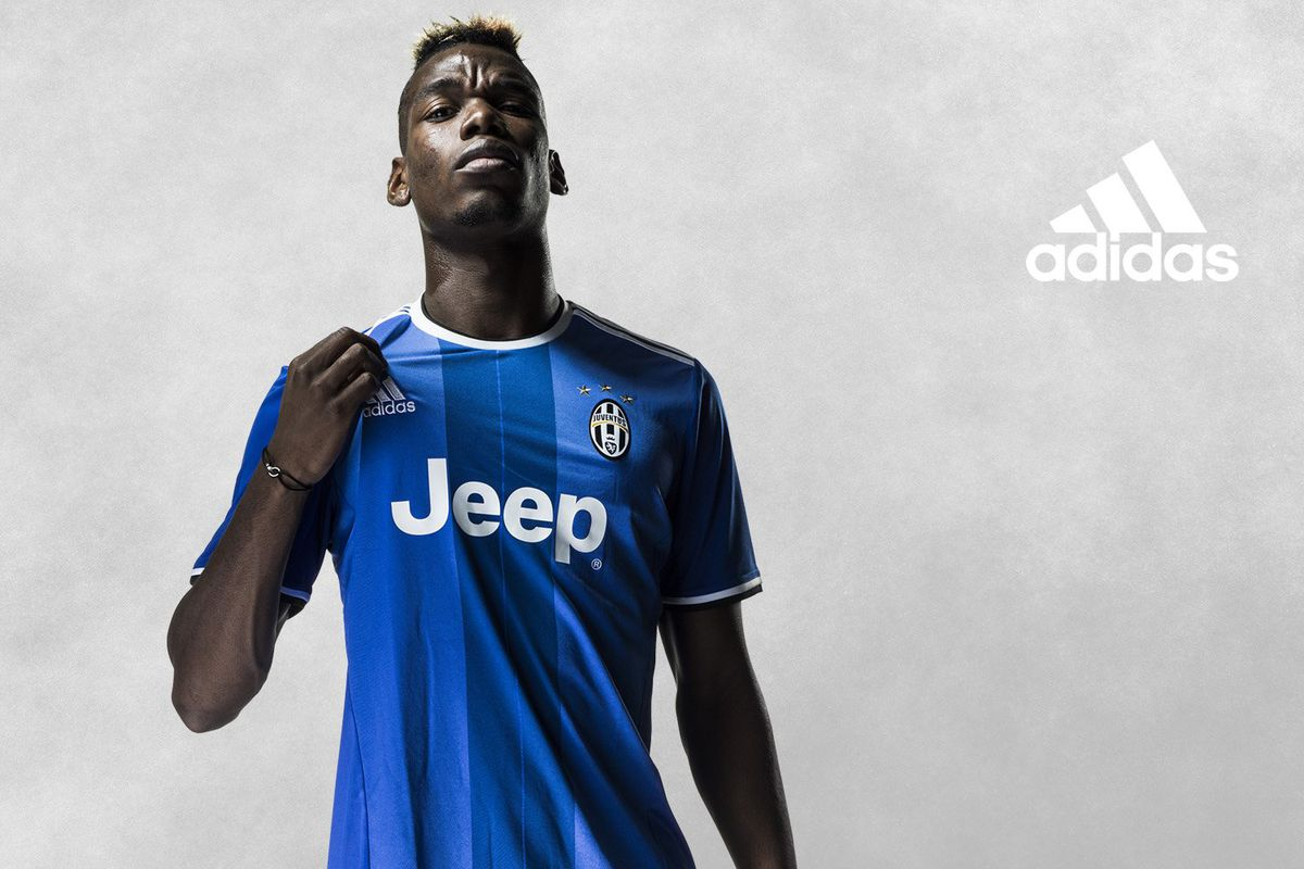 the latest ce5bb e421a Juventus' new 2016-17 adidas away kits have officially ...