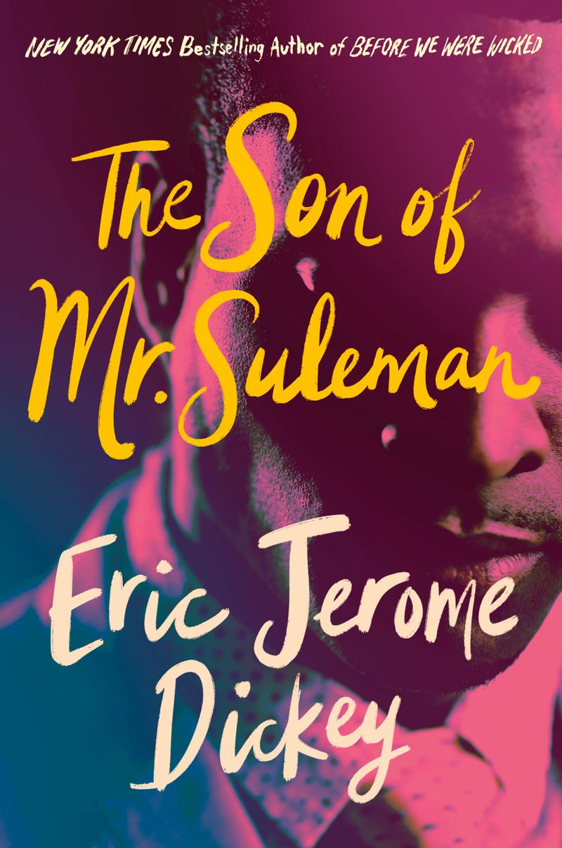 "Click here for a sampling of Eric Jerome Dickey's ""The Son of Mr. Suleman."""