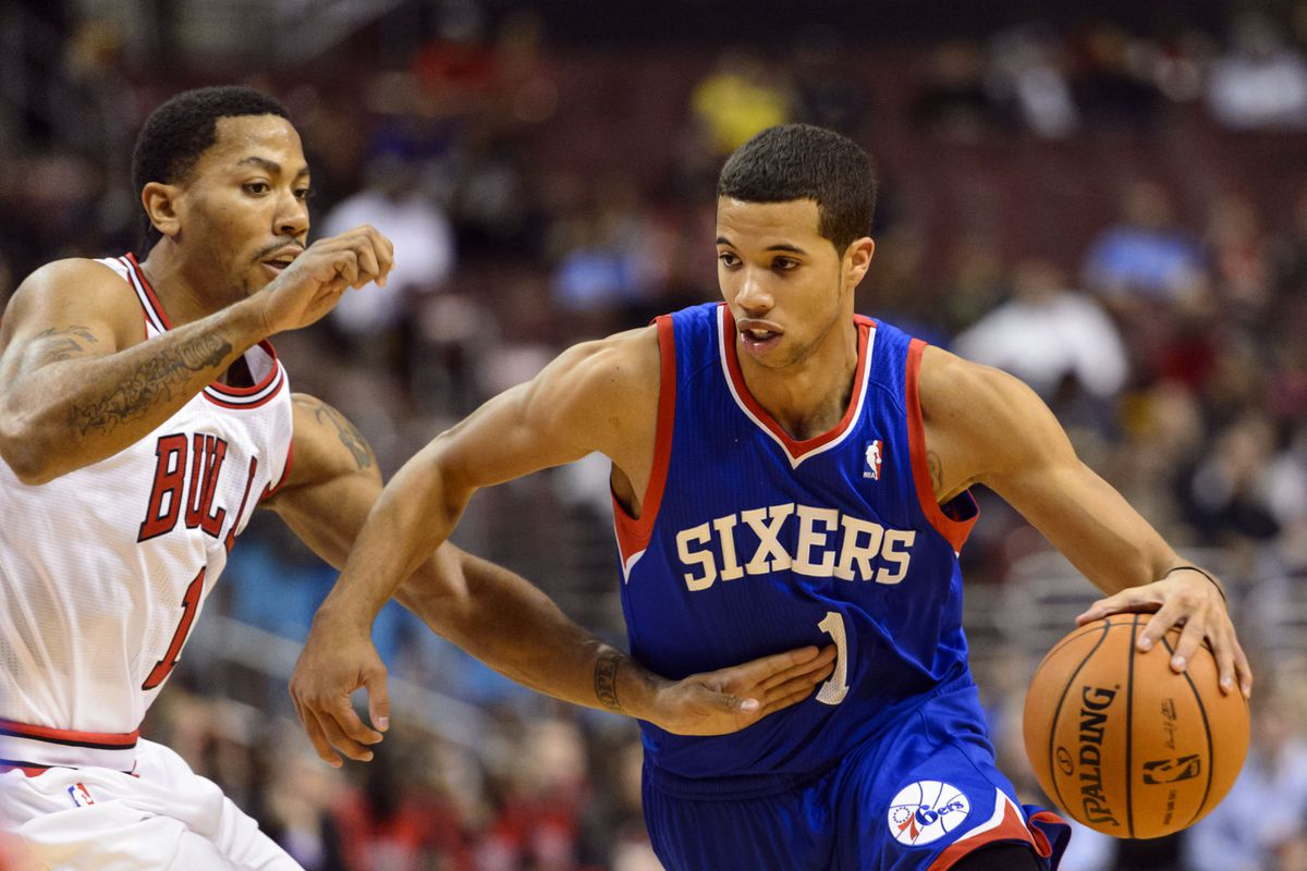 Michael Carter-Williams has had an unbelievable start to the season for a Sixers team that was supposed to be tanking.