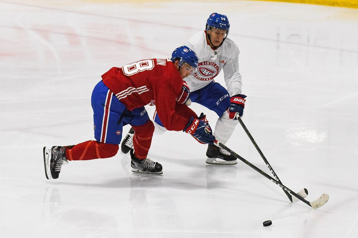 NHL: JUN 28 Montreal Canadiens Development Camp