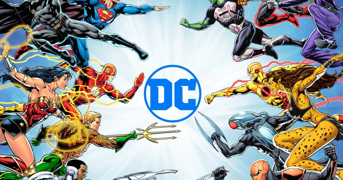 DC Comics is launching a podcast universe on Spotify