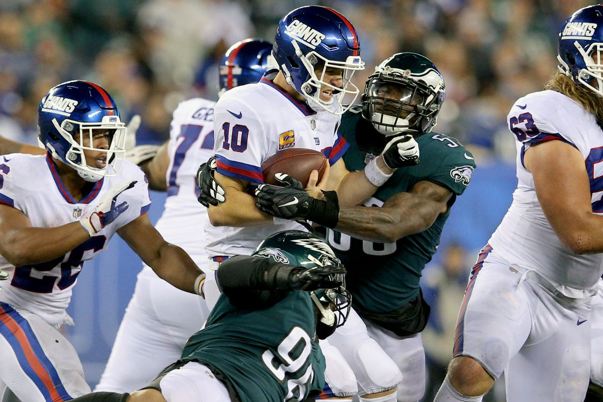 "Eagles News  Eli Manning could be staying in the NFC East for ""years ... f9f683980"
