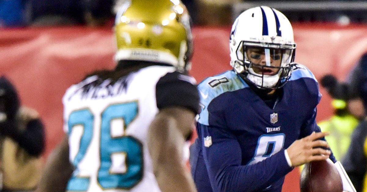Titans vs. Jaguars: Thursday Night Football