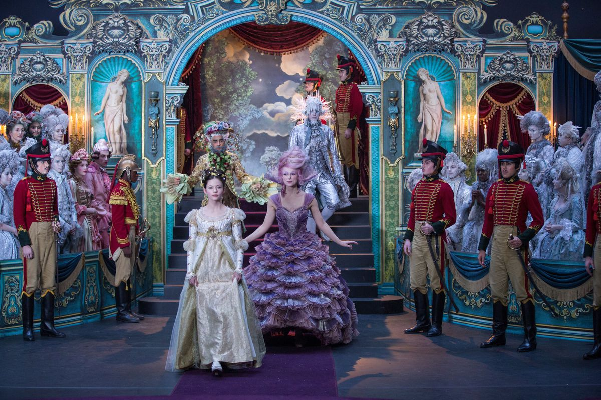 The Nutcracker And The Four Realms Review Polygon