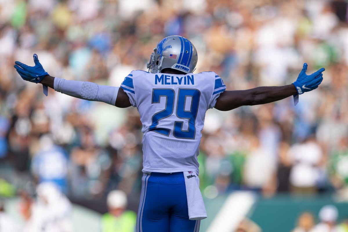 2020 Detroit Lions free agents: Is Rashaan Melvin the answer at CB2?