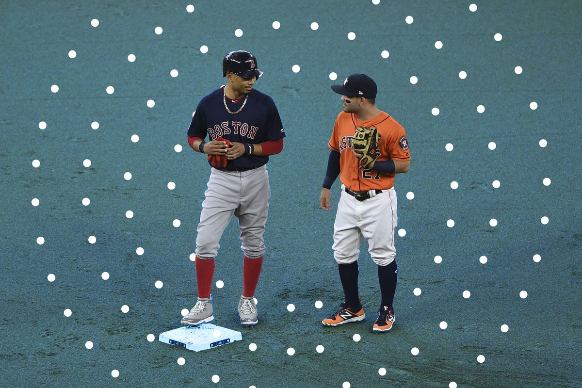Fantasy Baseball Could Mookie Betts Be A Better Option Than