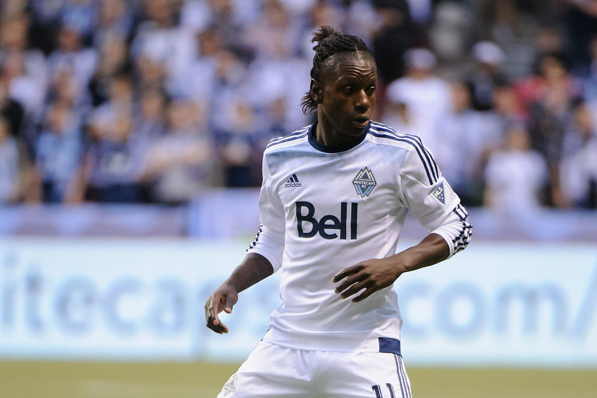 Jamaican international Darren Mattocks has played well for Vancouver in 2015