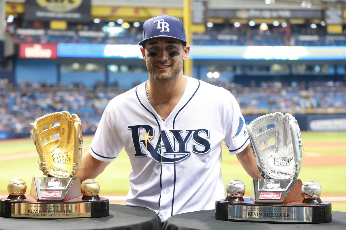 Kevin Kiermaier Nominated for Second Consecutive Gold ...