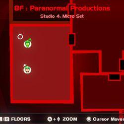 Luigi's Mansion 3 8F yellow gemmap location