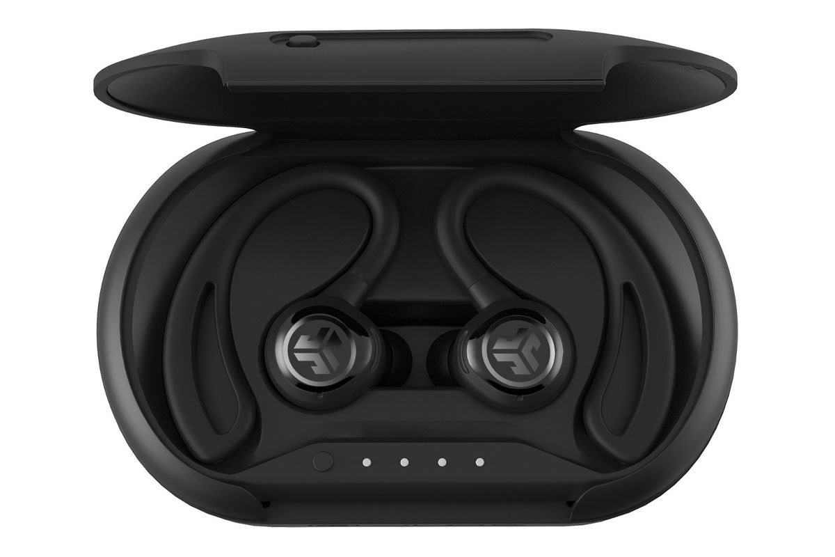 d071e75d770 JLab Audio announces its first completely wireless earbuds - The Verge