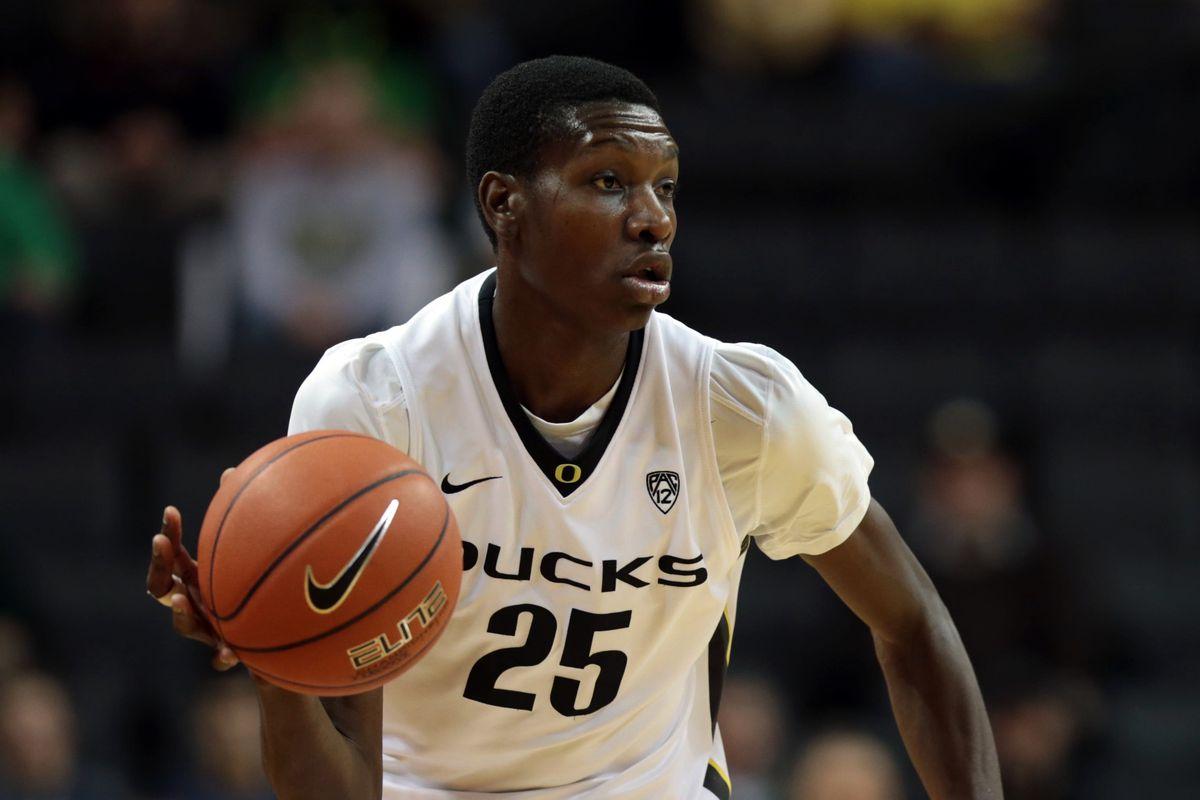 NCAA Basketball: UC Irvine at Oregon