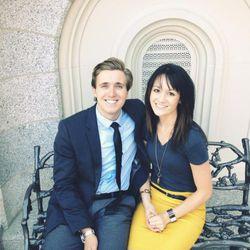 Nathan and Kristin Sumbot (Photo: Kristin Sumbot)