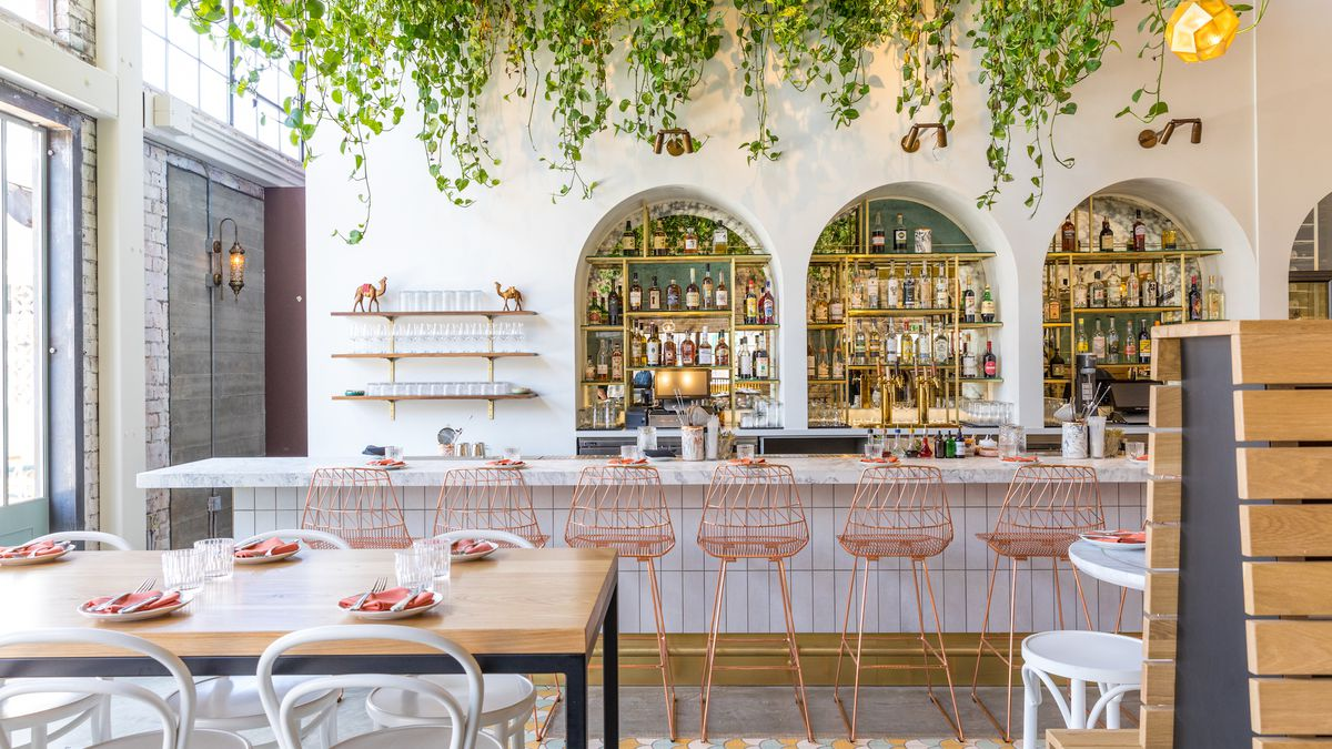 La restaurant bavel is a master class in