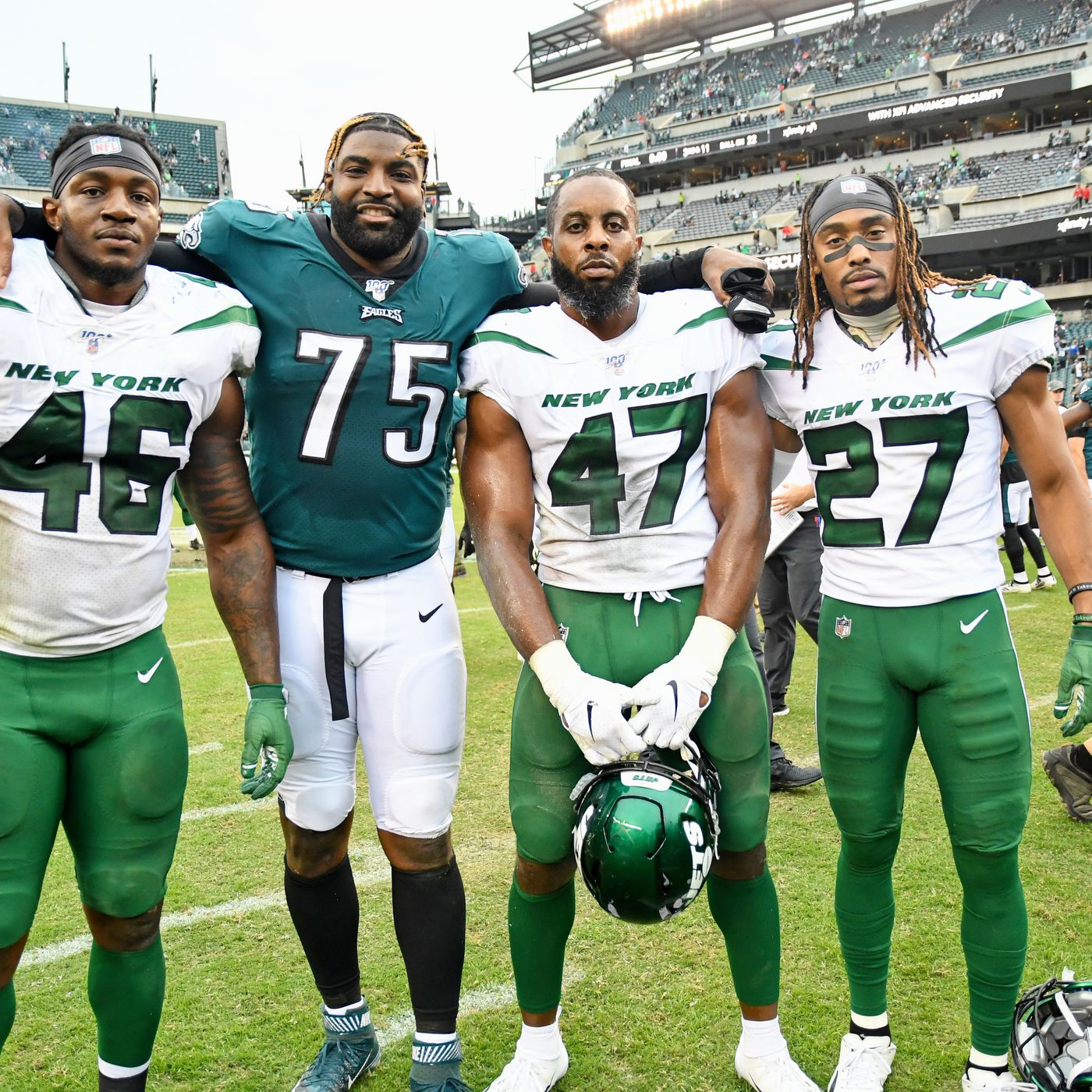 Vinny Curry, Jets agree to contract - Bleeding Green Nation